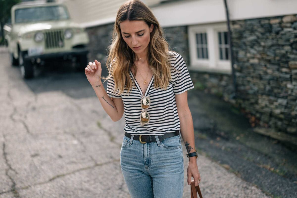 French Girl Look: Hone Your Inner French Girl
